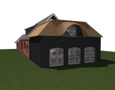 Aanbouw woning – Made