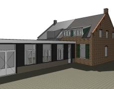Aanbouw woning – Drimmelen