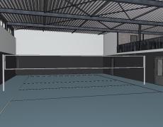 Nieuwbouw gymzaal – Breda