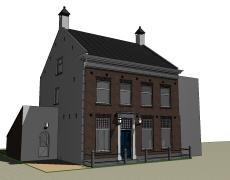 Bestaand monument – Zevenbergen