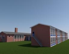 Bestaand schoolgebouw