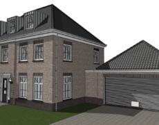 Nieuwbouw woning, te Made