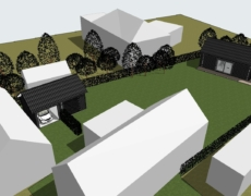 Nieuwbouw tuinhuis/ schuur, te Drimmelen