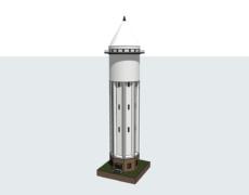 Watertoren Meerkerk