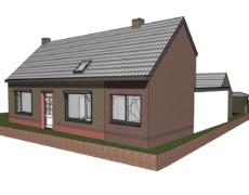 Verbouwing woning Wagenberg