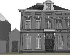 Bestaande toestand, Herenhuis Breda