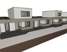 Uitvoeringstekeningen woonwijk Terheijden