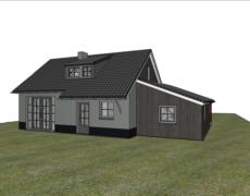 Verbouwing en uitbreiding woning Oosterhout