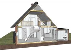 Verbouwing woonboerderij Teteringen